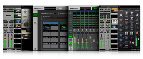 Waves SoundGrid Studio