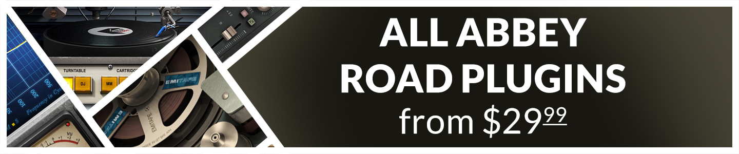 All Abbey Road Plugins from $29.99