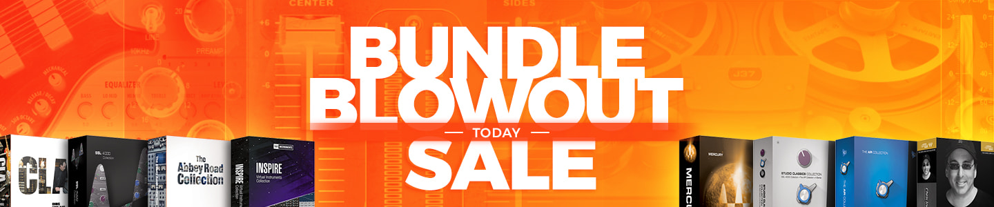 TODAY - Bundle Blowout Sale
