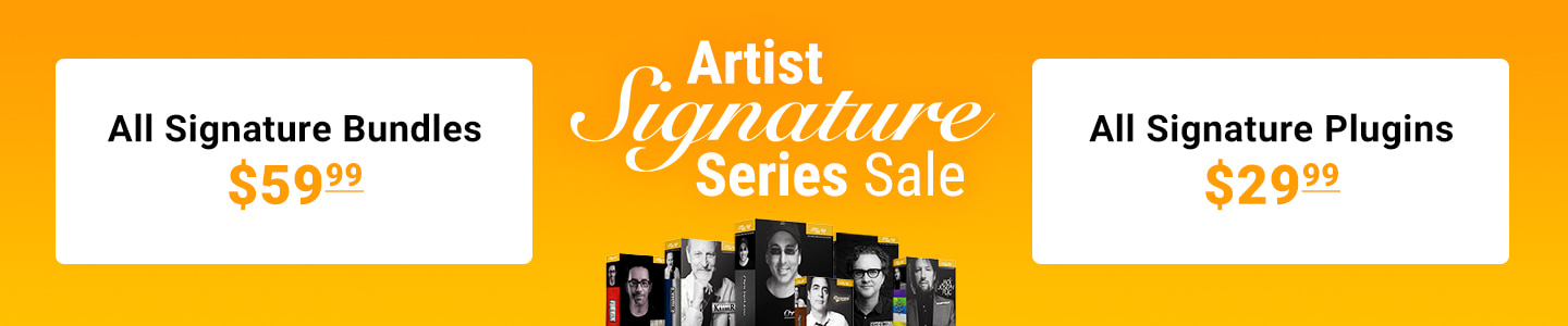 Flash Sale - Signature Series