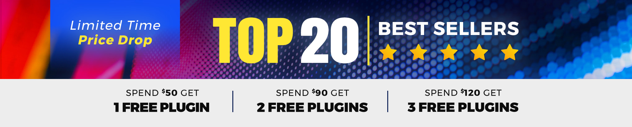 Top 20 Best Sellers – Limited Time Price Drop