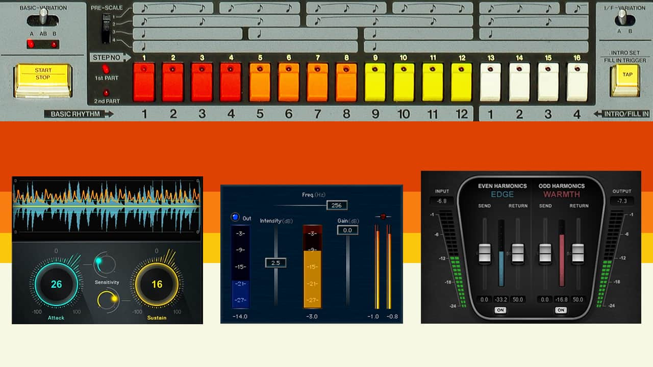 Mixing 808s – Tips from Top Producers & Mixers