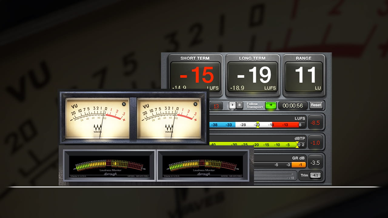 Loudness Metering Explained