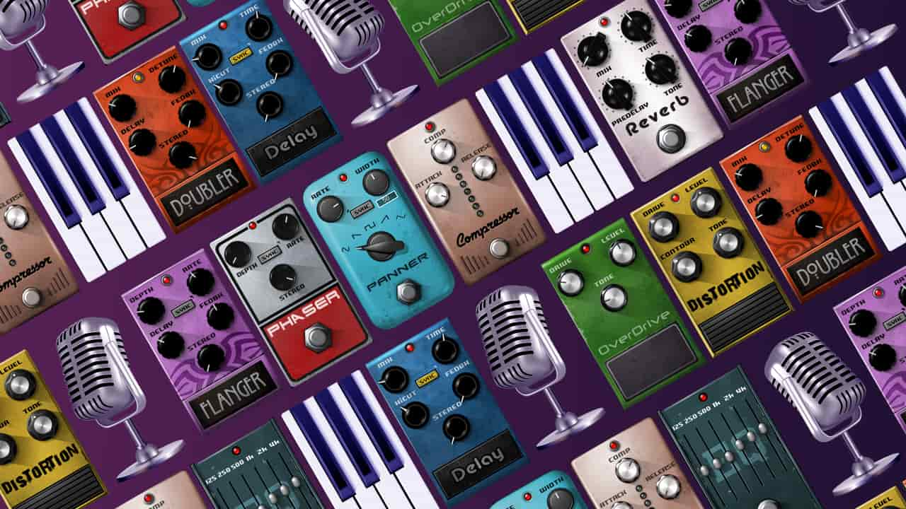 3 Creative Uses for Guitar Pedals in Your Mix