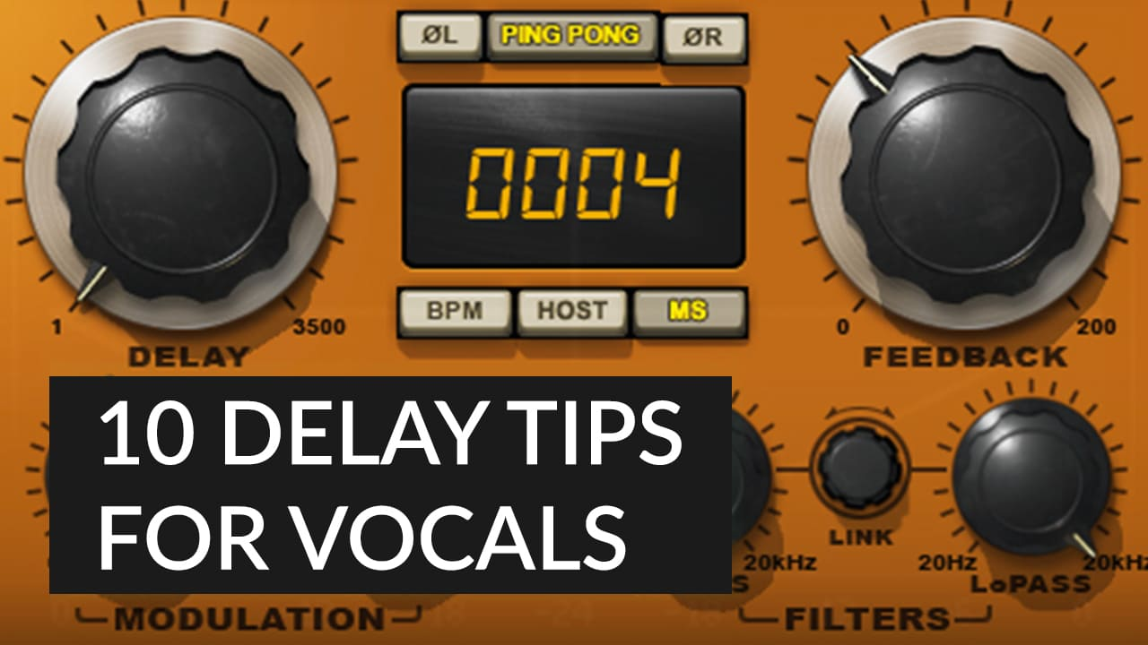 8 Tips for Mixing with Reverb