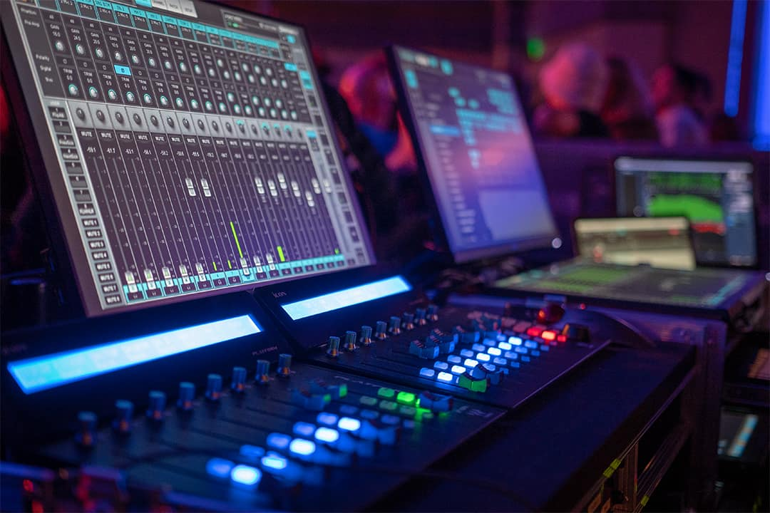 eMotion LV1 Live Mixer Chosen for Pendulum's 2019 Tour