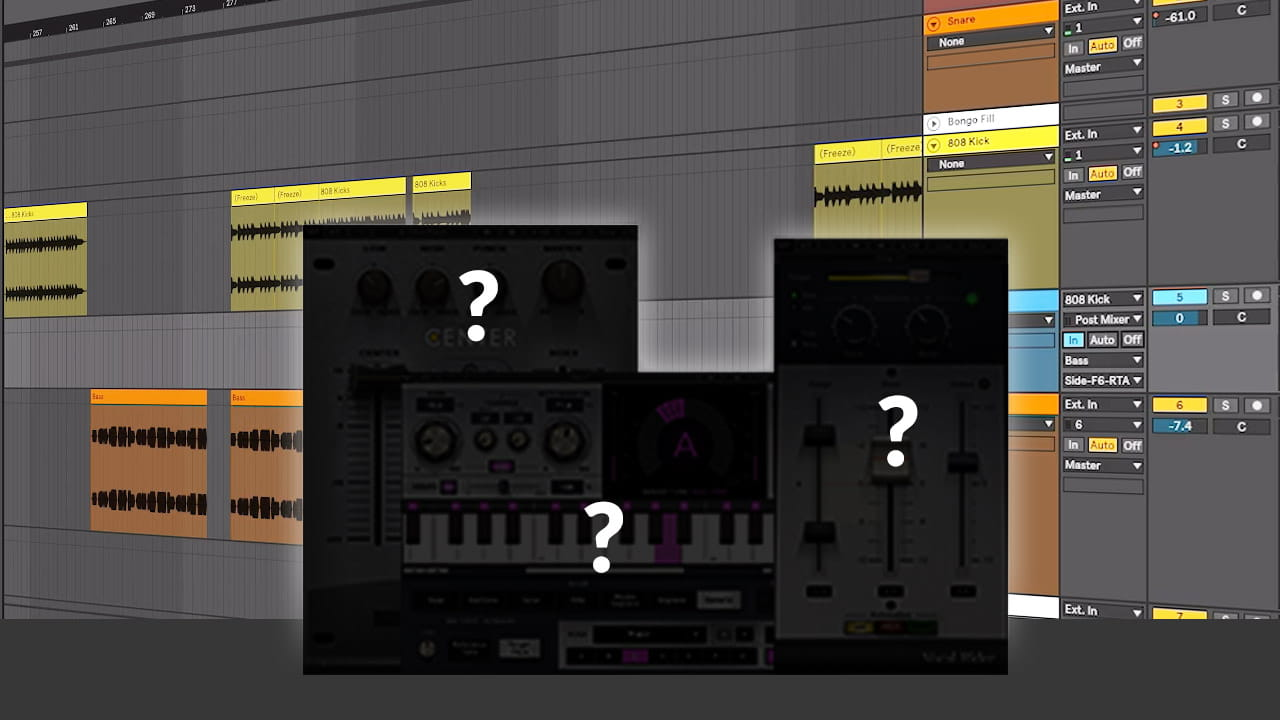 6 Essential Plugins for Ableton Live Users