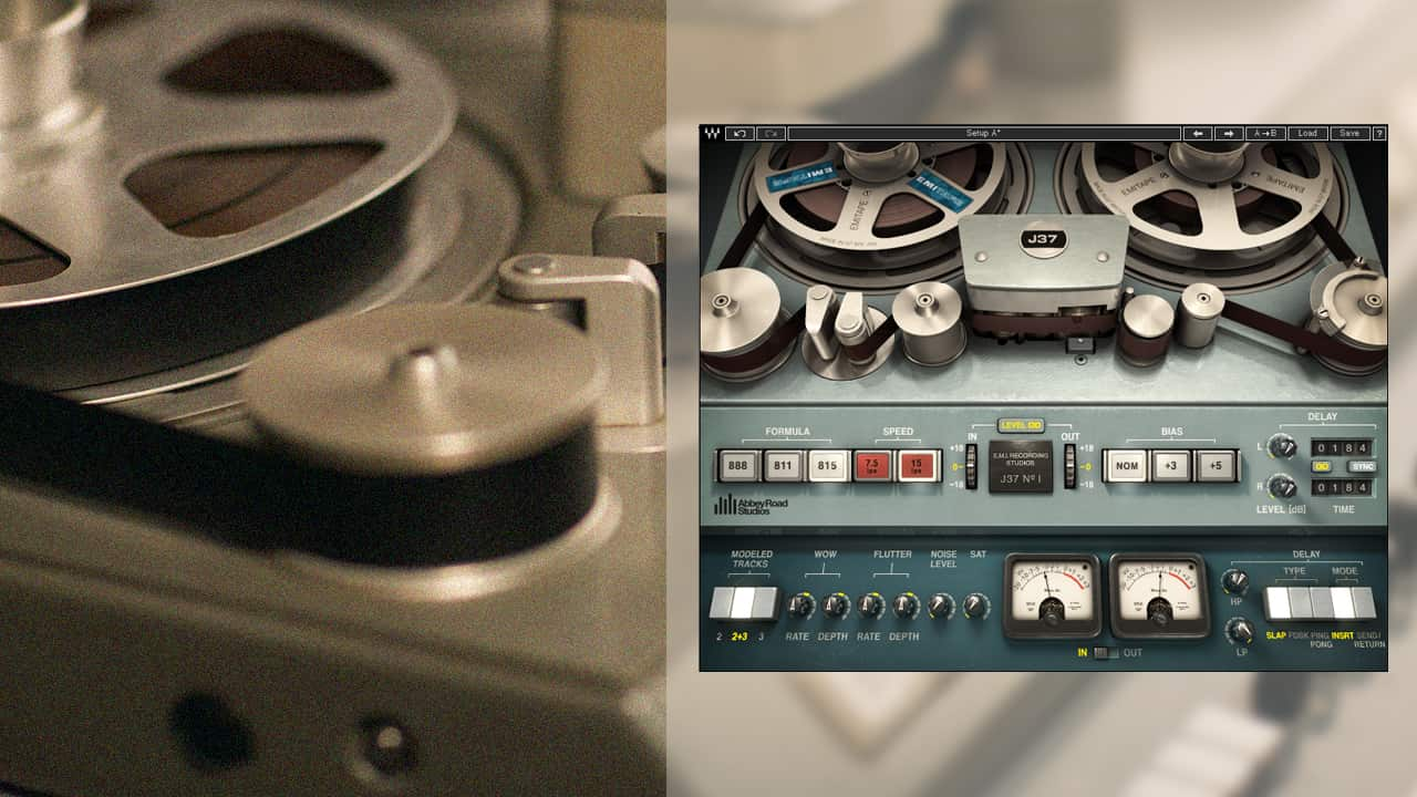 13 Essential Tips for Mixing with Tape Plugins