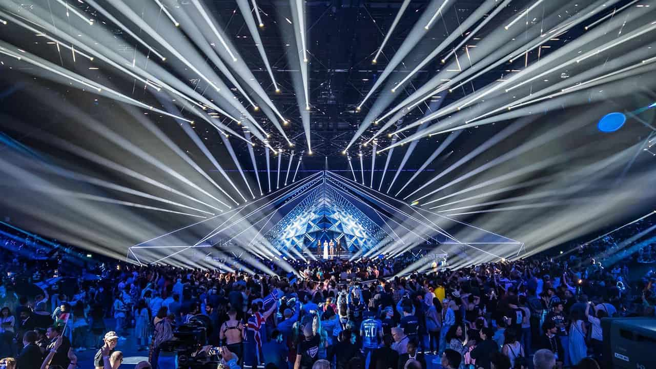 Eurovision 2019 Broadcast Powered by Waves Plugins & eMotion LV1