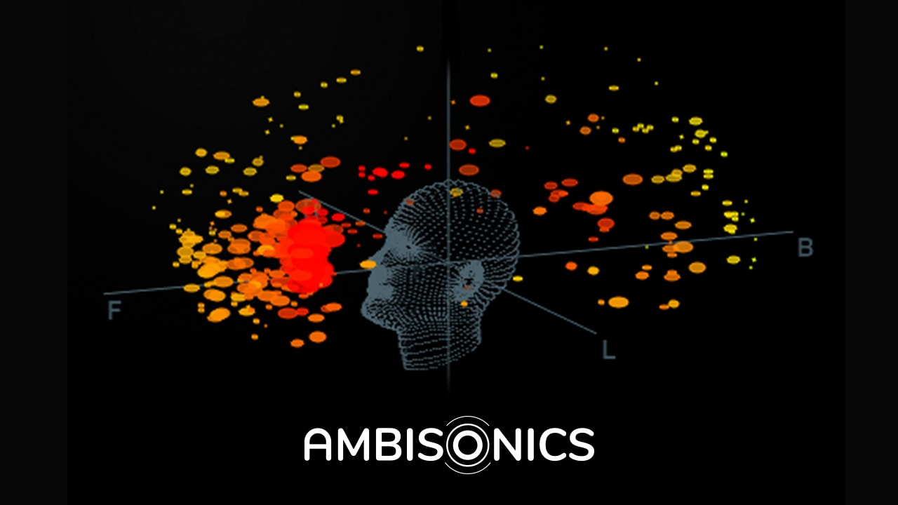 Ambisonics how to prepare a session for mixing 360 audio – free