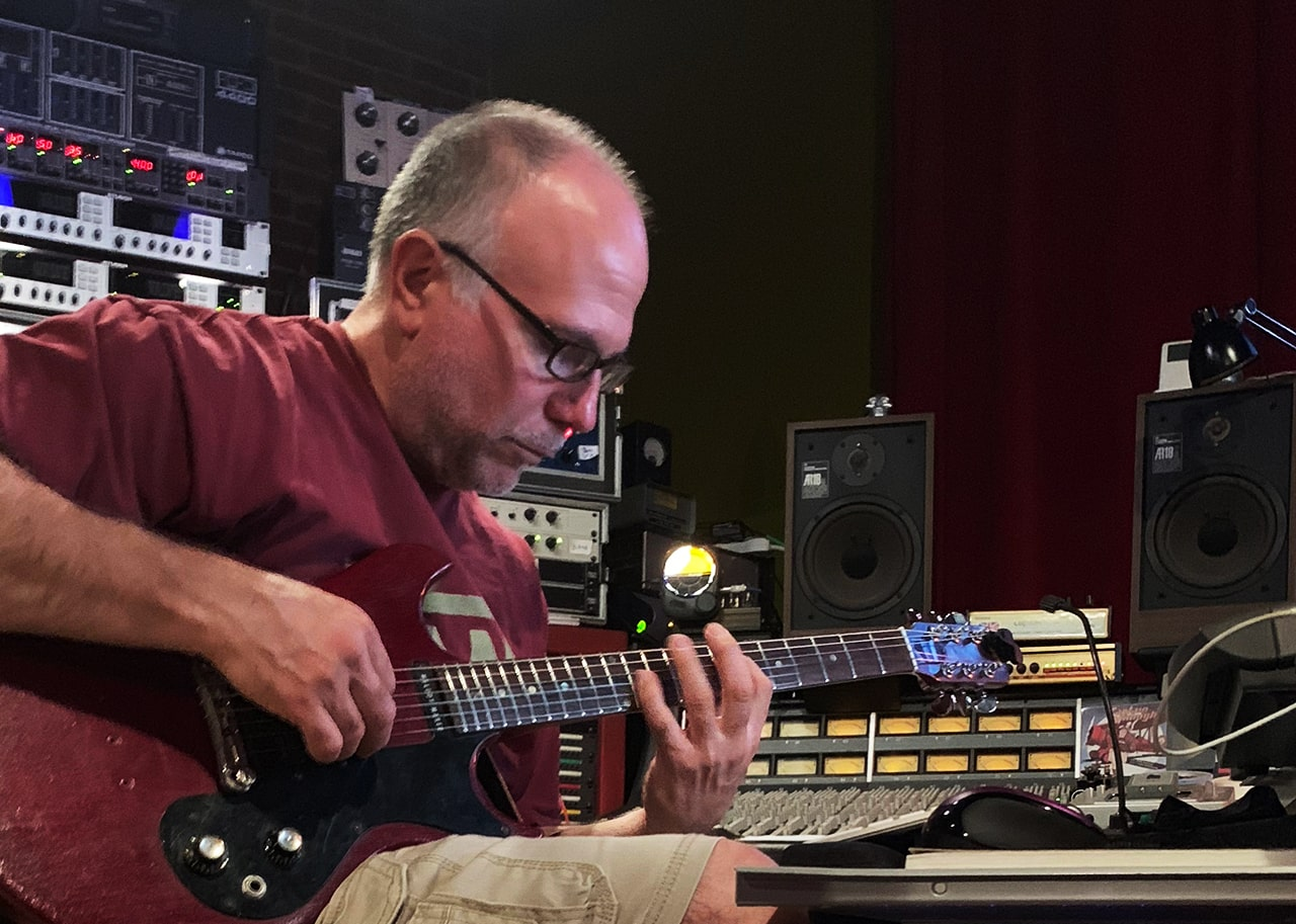 When it comes to recording and mixing heavy guitars, Evil Joe is known industry-wide for his jaw dropping results