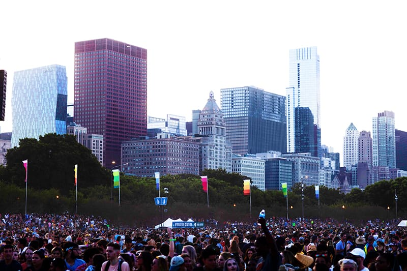Lollapalooza 2019 Gets LIVE with Waves Plugins
