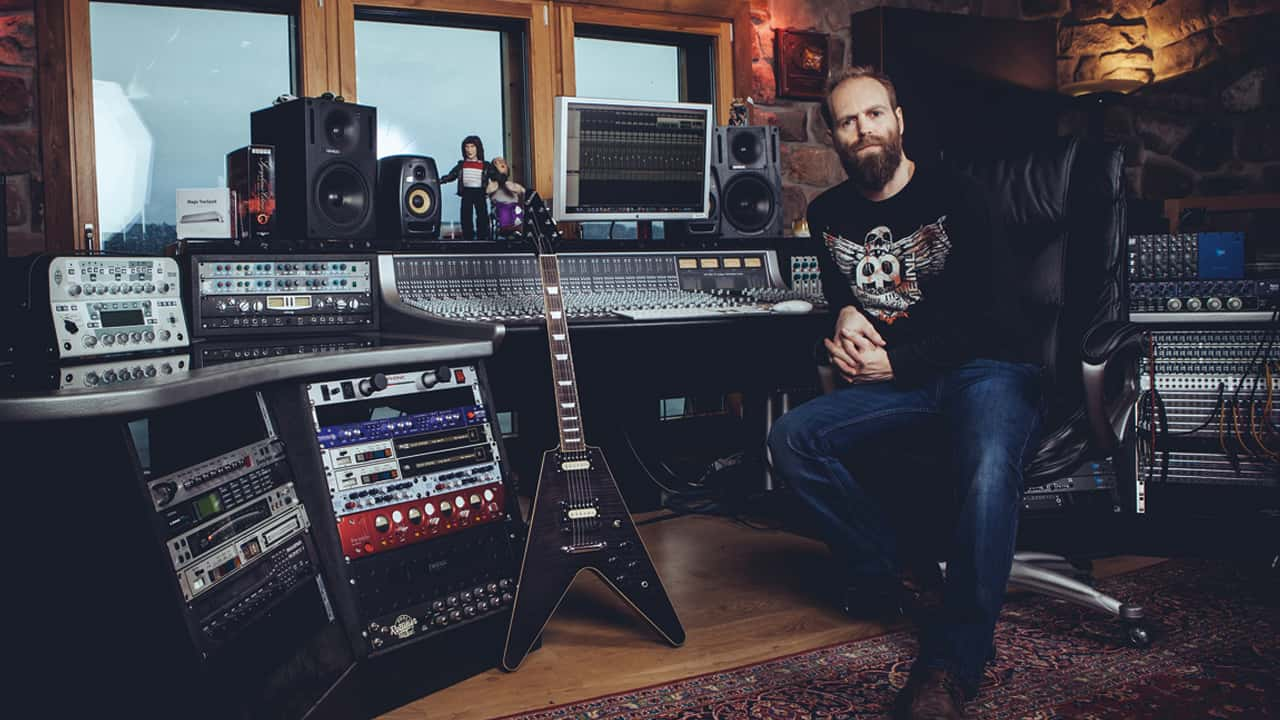 Metal Mixing Tips by Producer/Mixer Andy Sneap - 1