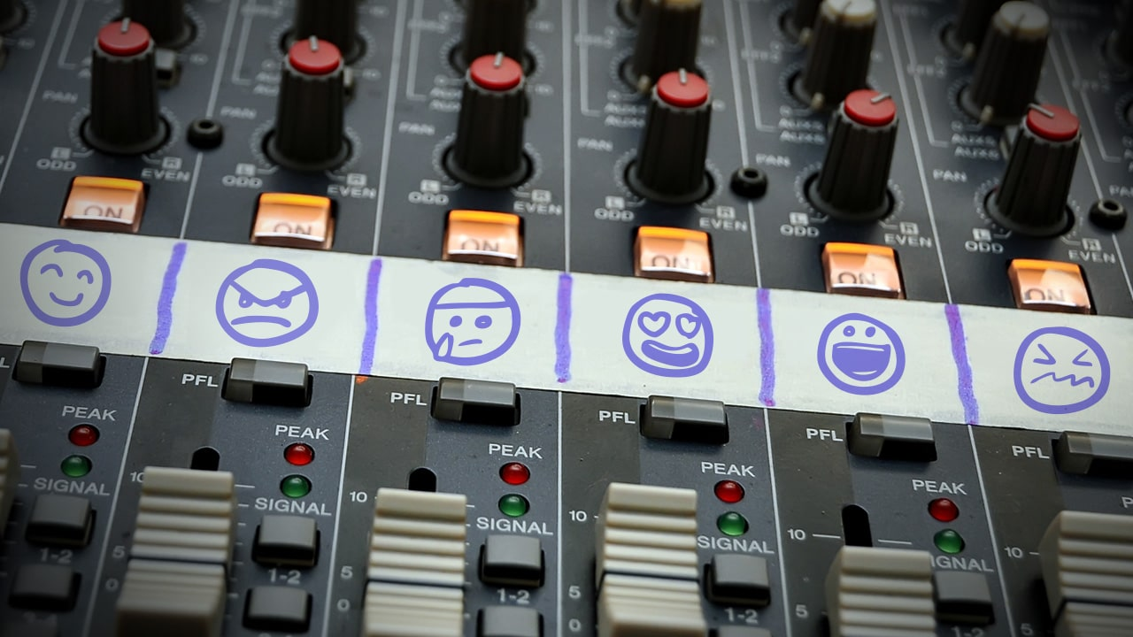 4 Mix Tips to Create Emotion in Your Music