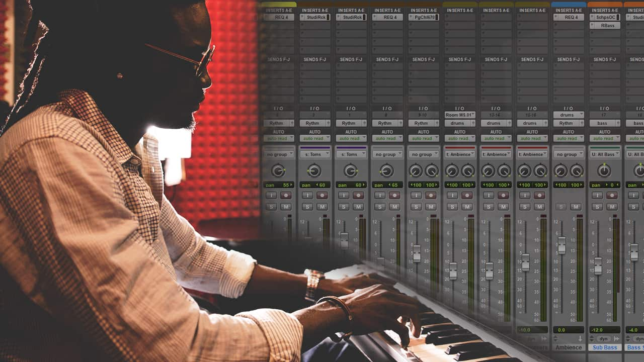 Mixing and Layering Synth Bass: Step-By-Step