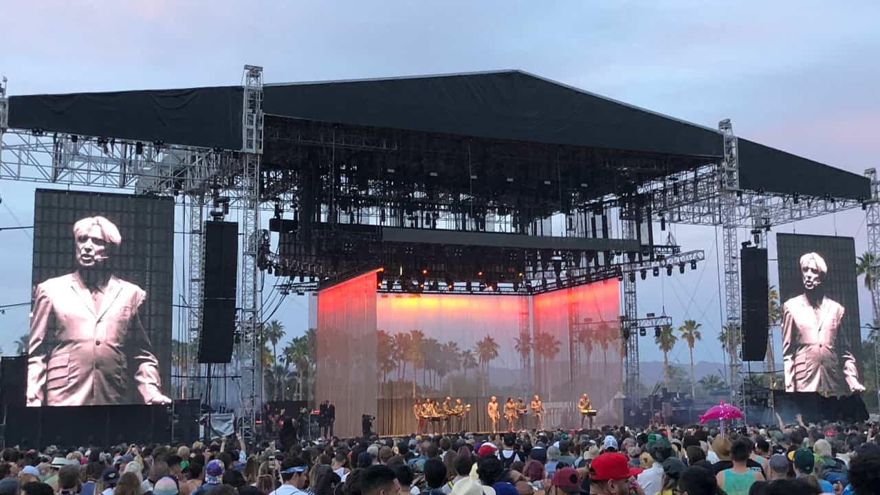 Once in a Lifetime: David Byrne at Coachella 2018