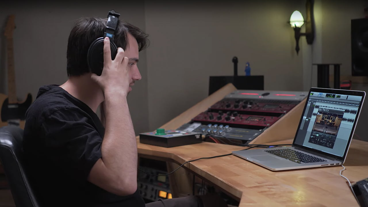 Mixing on Headphones: How to Translate to Speakers   Waves