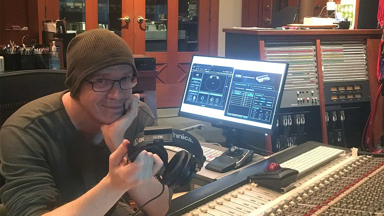 Mixing on Headphones with Nx: Devin Townsend