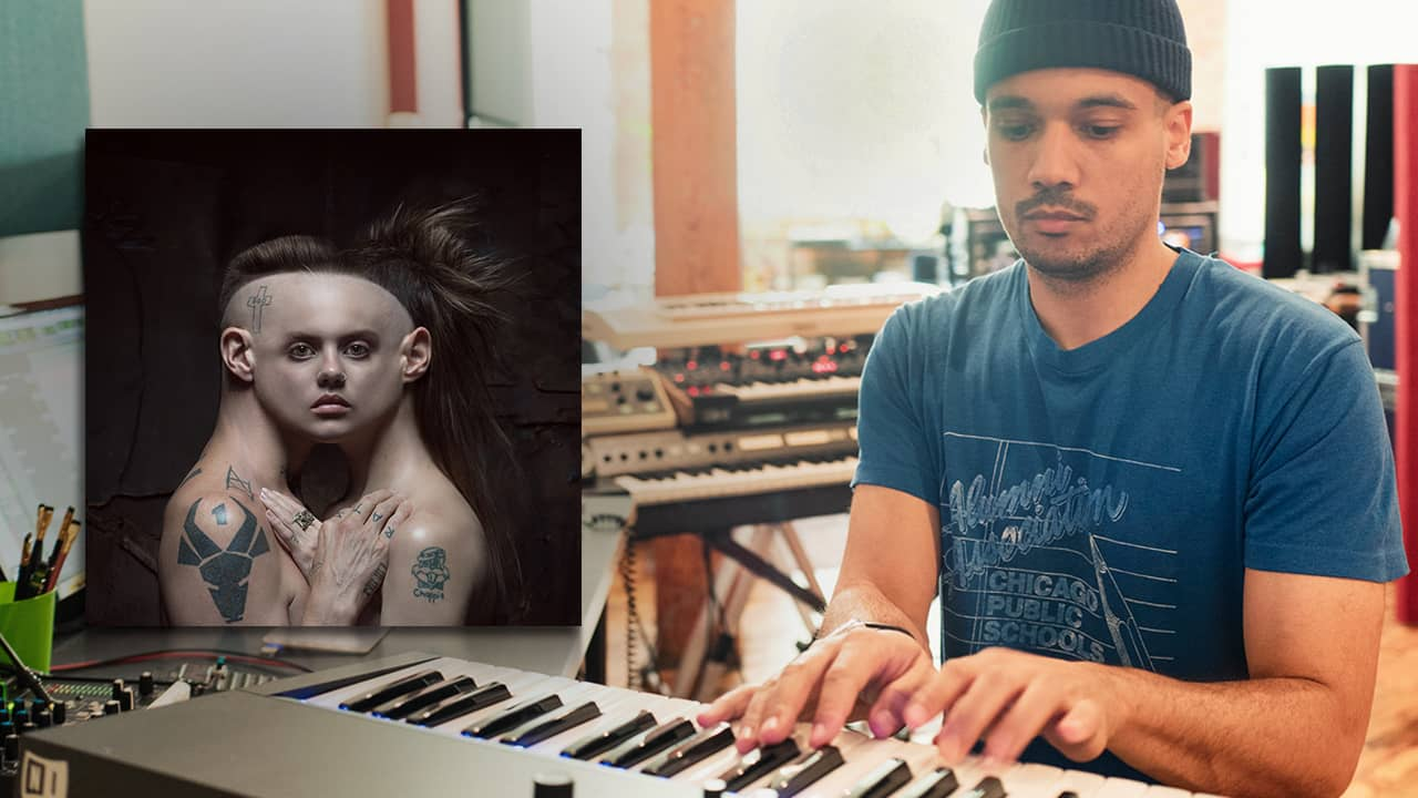 Producing Die Antwoord's House of Zef with Chris Tabron