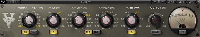 V-EQ4 with the Load macro fully engaged
