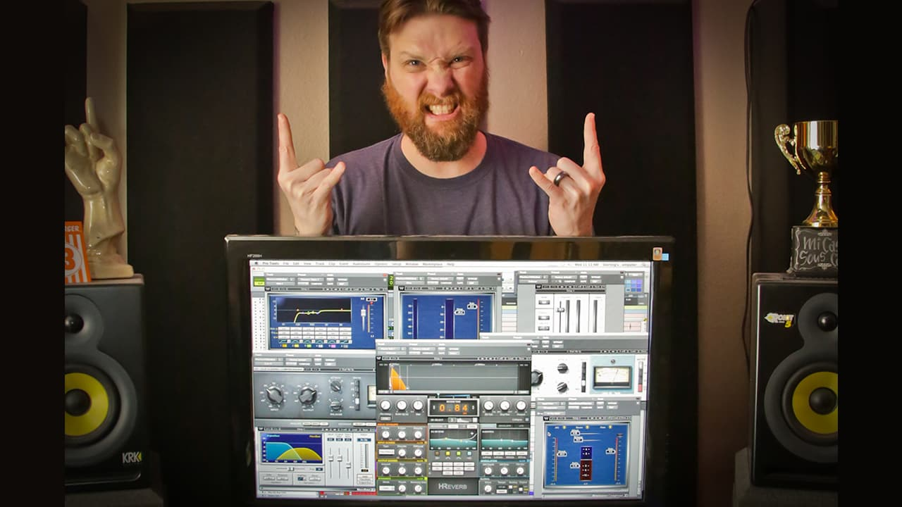 5 Tips for In Your Face Metal: Pantera Producer Sterling Winfield