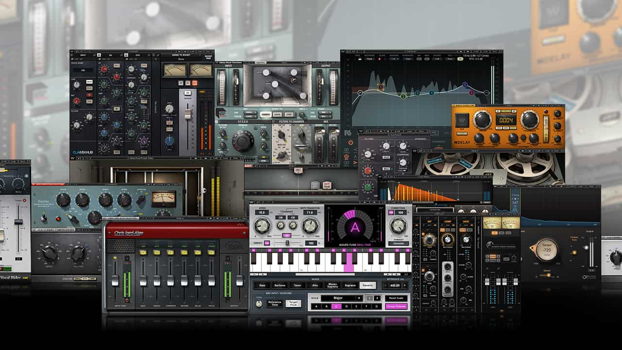 Top 30 Audio Plugins & Bundles – Buyer's Guide 2019