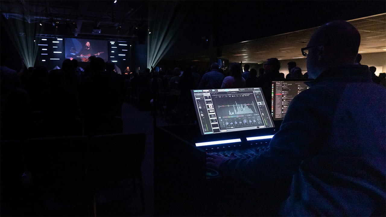 Victory Church Chooses Waves' eMotion LV1 Mixer for Services and Broadcast