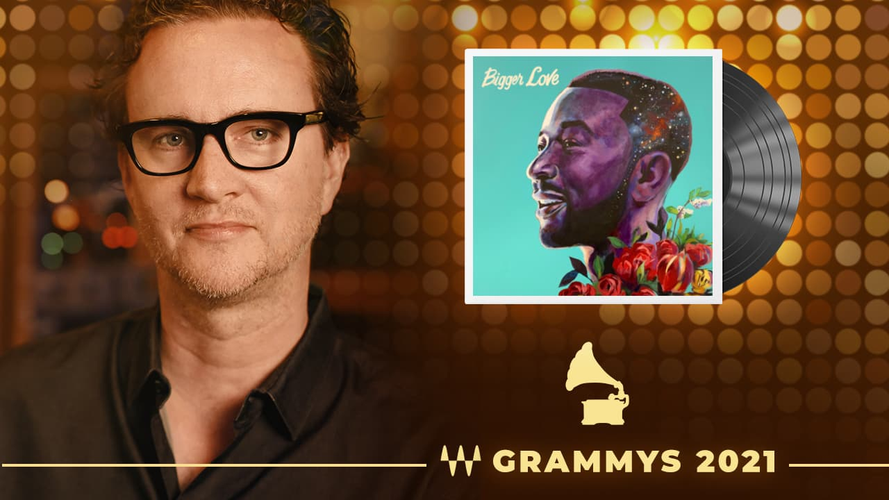 Waves x Grammy 2021: Greg Wells Producing John Legend