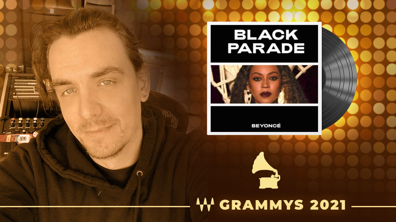 Waves x Grammys 2021: Stuart White Mixing Beyoncé