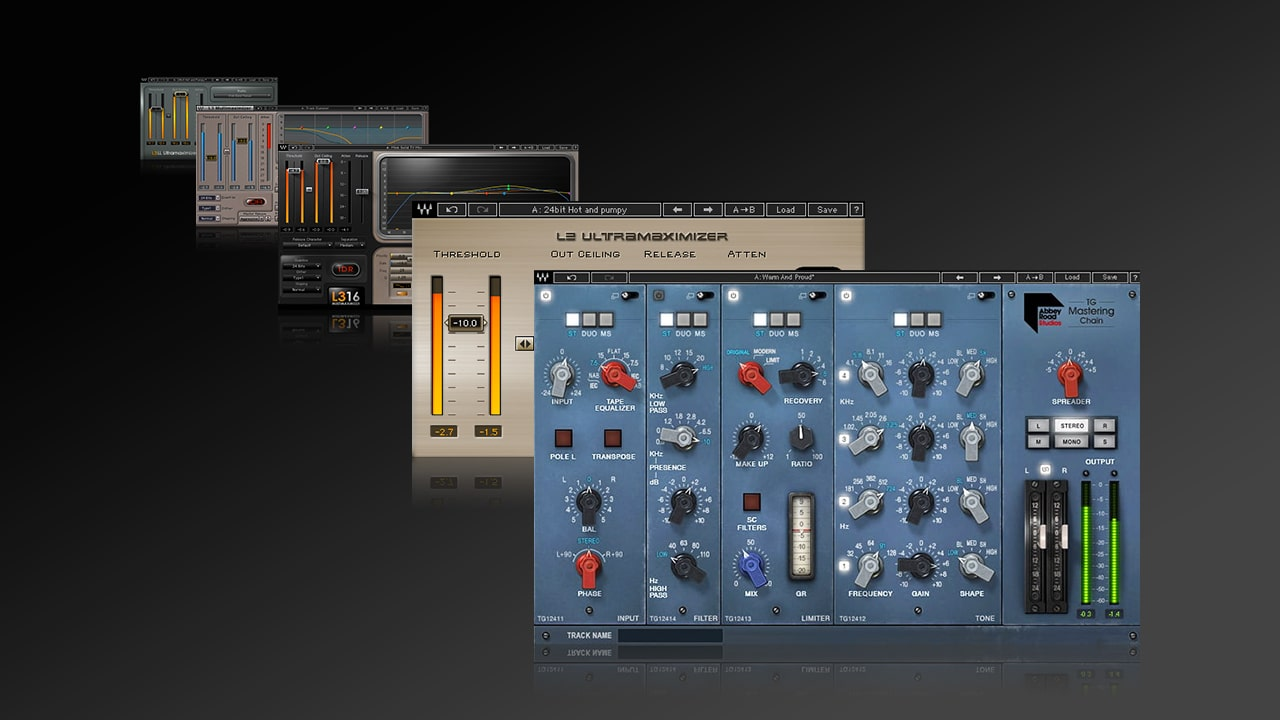 Which Mastering Limiter is Right for You?