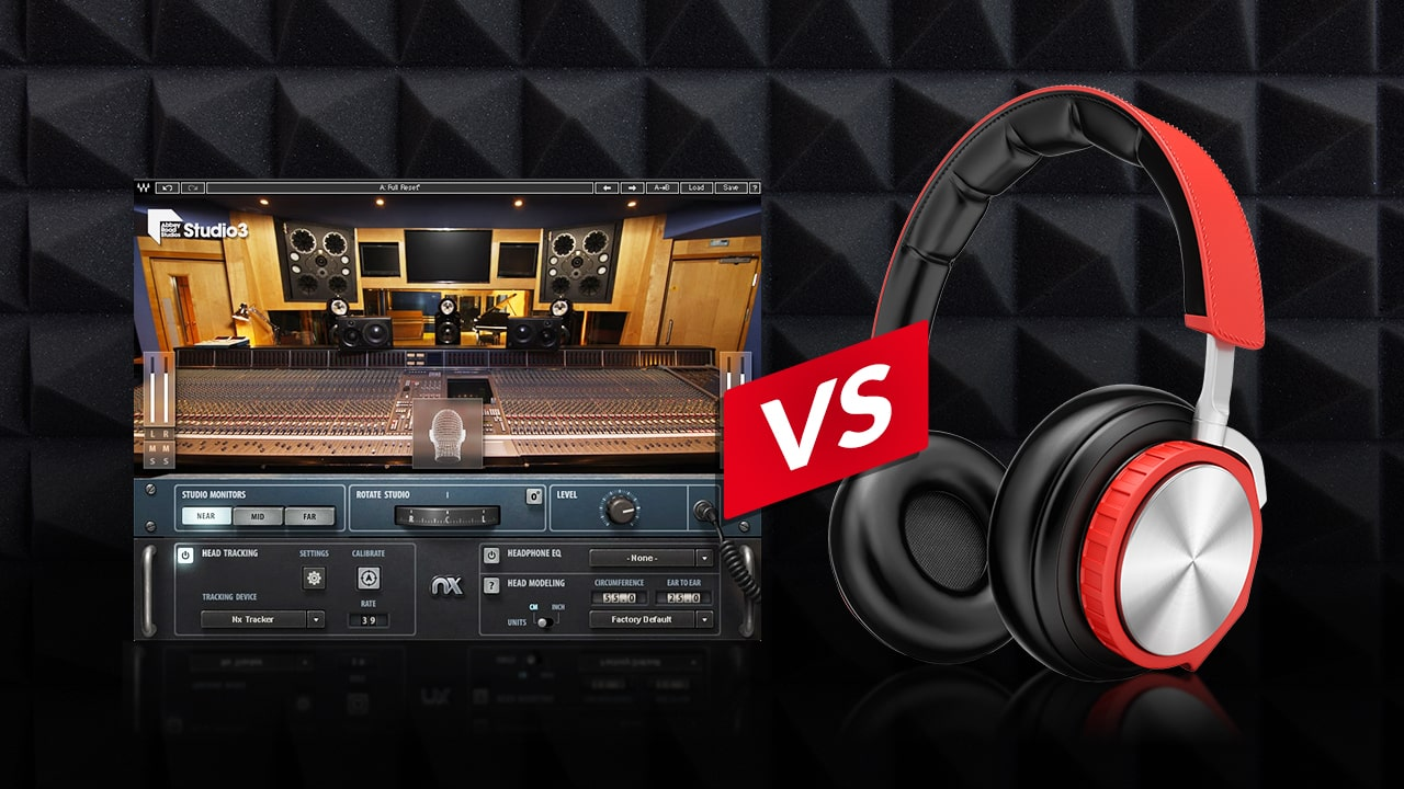 Abbey Road Studio 3 vs. Standard Headphone Mixing