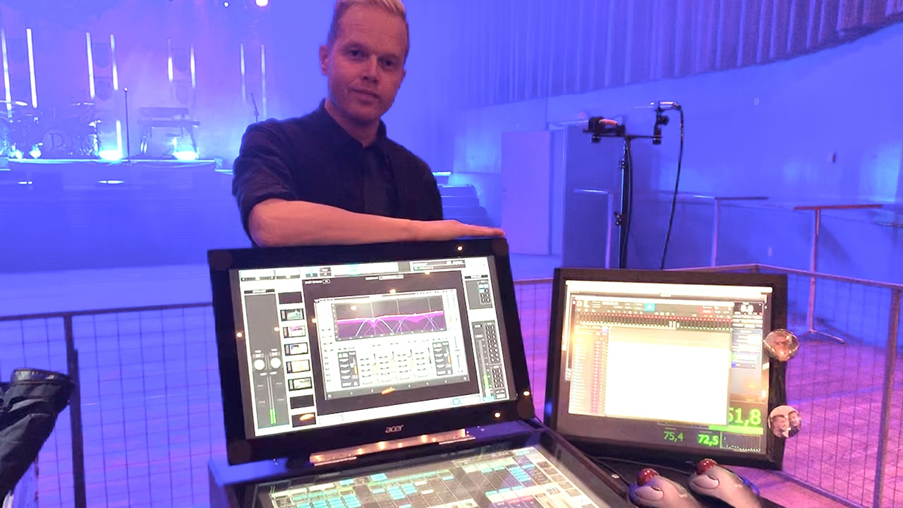 Big Live Sound with a Small Mixing System: eMotion LV1