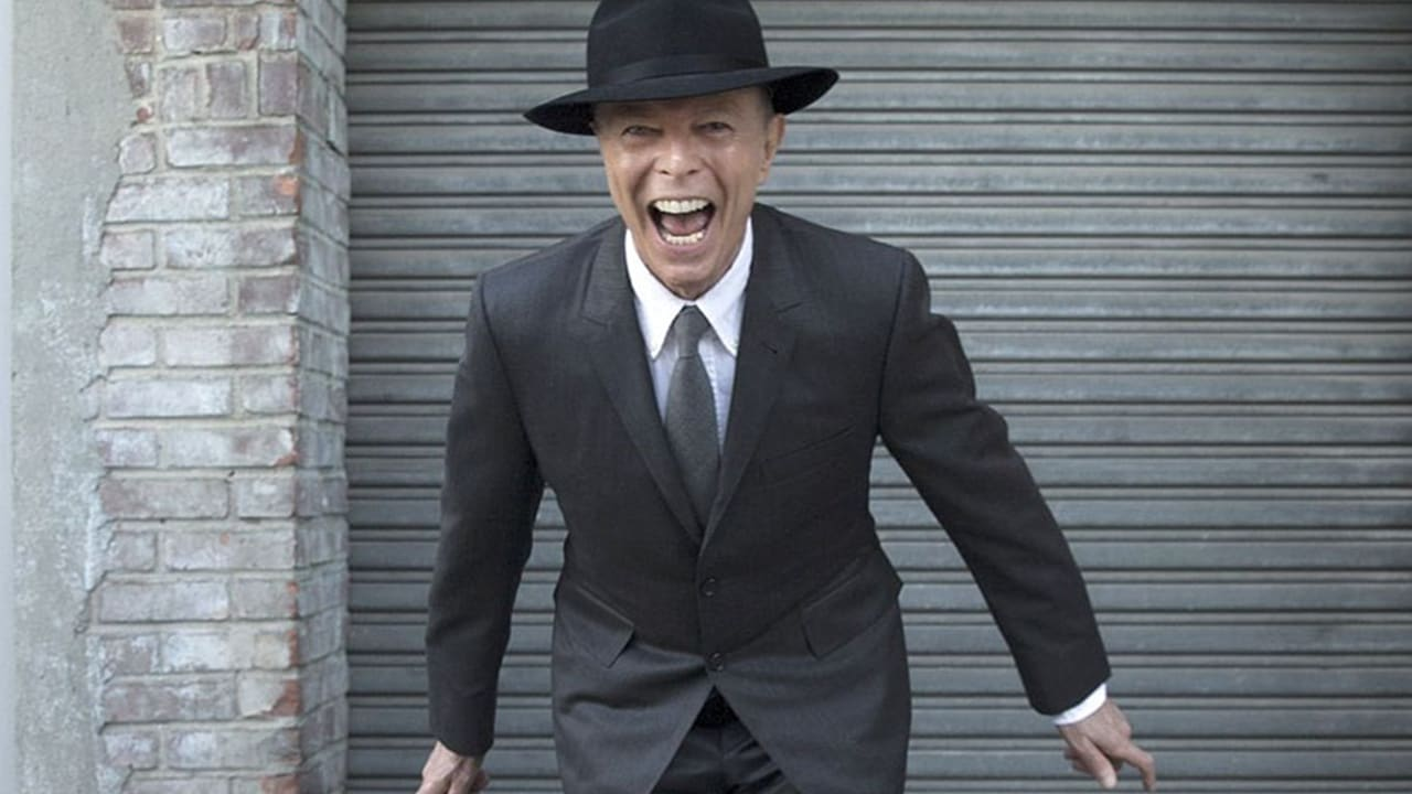 Bowie's last photo shoot (photo: Jimmy King)