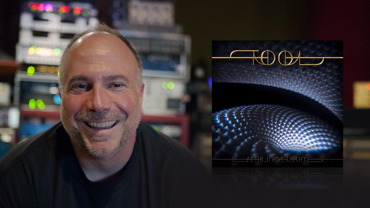 "In the Studio with Tool and ""Evil"" Joe Barresi"