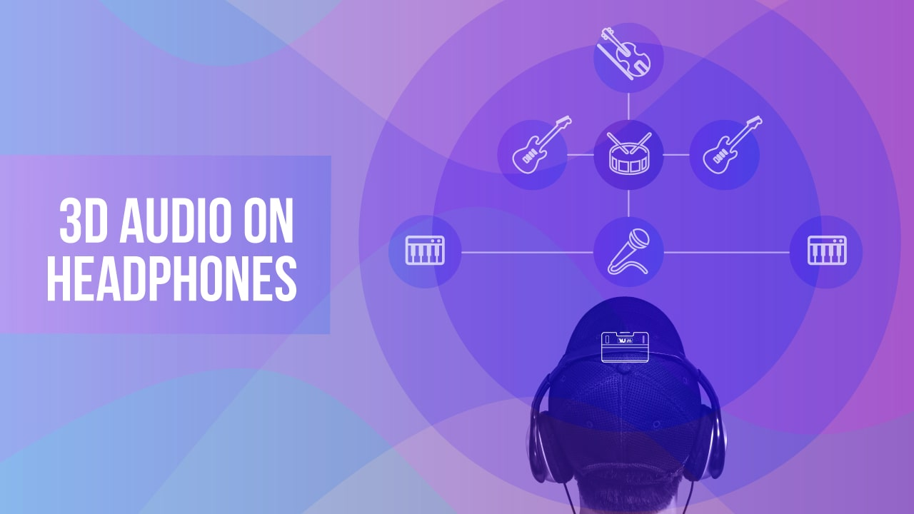 3D Audio on Headphones: How Does It Work? | Waves