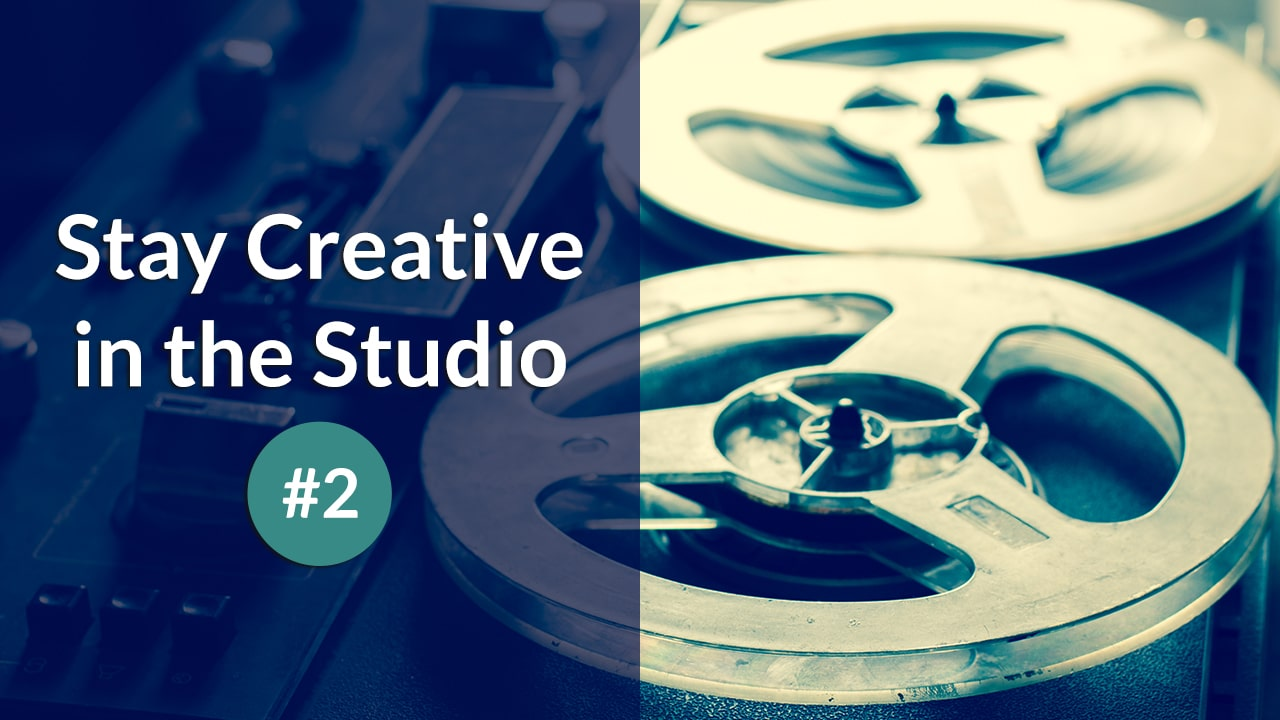 Stay Creative in the Studio #2: Build a Vintage Studio