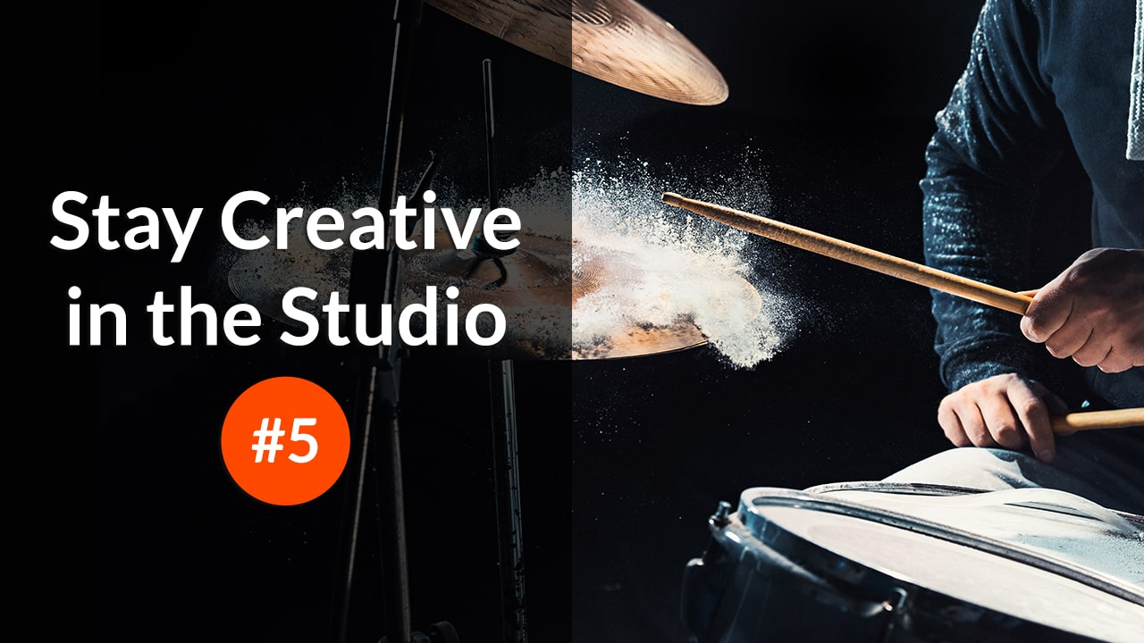 Stay Creative in the Studio #5: Use Time-Based FX to Create the Groove