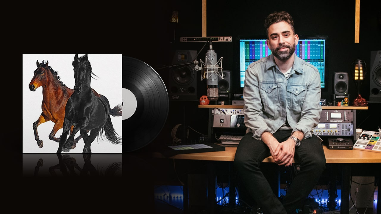 The Vocal Producer Who Mixed Lil Nas X's Old Town Road