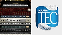 Waves Instruments Nominated for 2017 TEC Awards