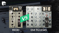 Abbey Road REDD vs. EMI TG12345: Console Plugins Compared