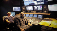 Networking Consoles, DAWs and Recording Systems at Hillsong Church