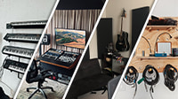How To Design a Vibey and Efficient Home Studio
