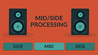 Mid-Side Processing with Plugins