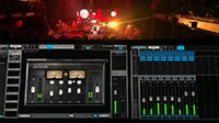 Mixing Residente Live with eMotion LV1