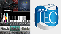Waves Plugins & Instruments Nominated for 2019 TEC Awards
