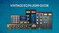 Vintage EQ Plugin Guide
