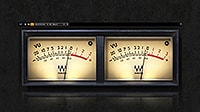 VU Meter Added to Select Bundles
