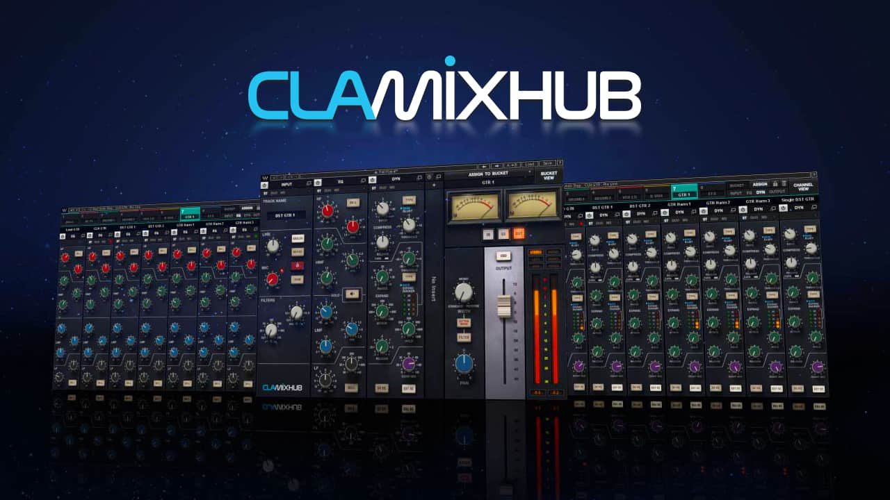 New Products: CLA MixHub