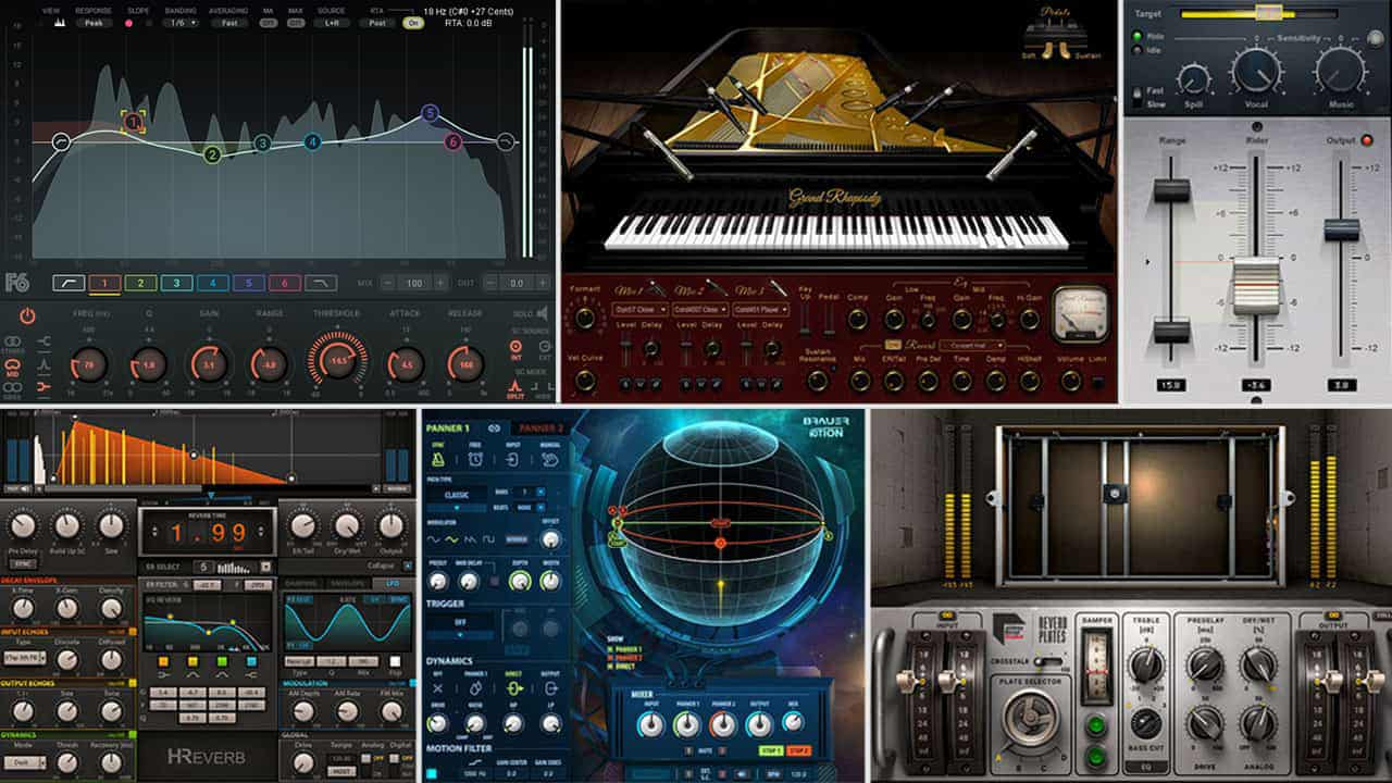 Waves Audio Mixing Mastering Amp Music Production Tools
