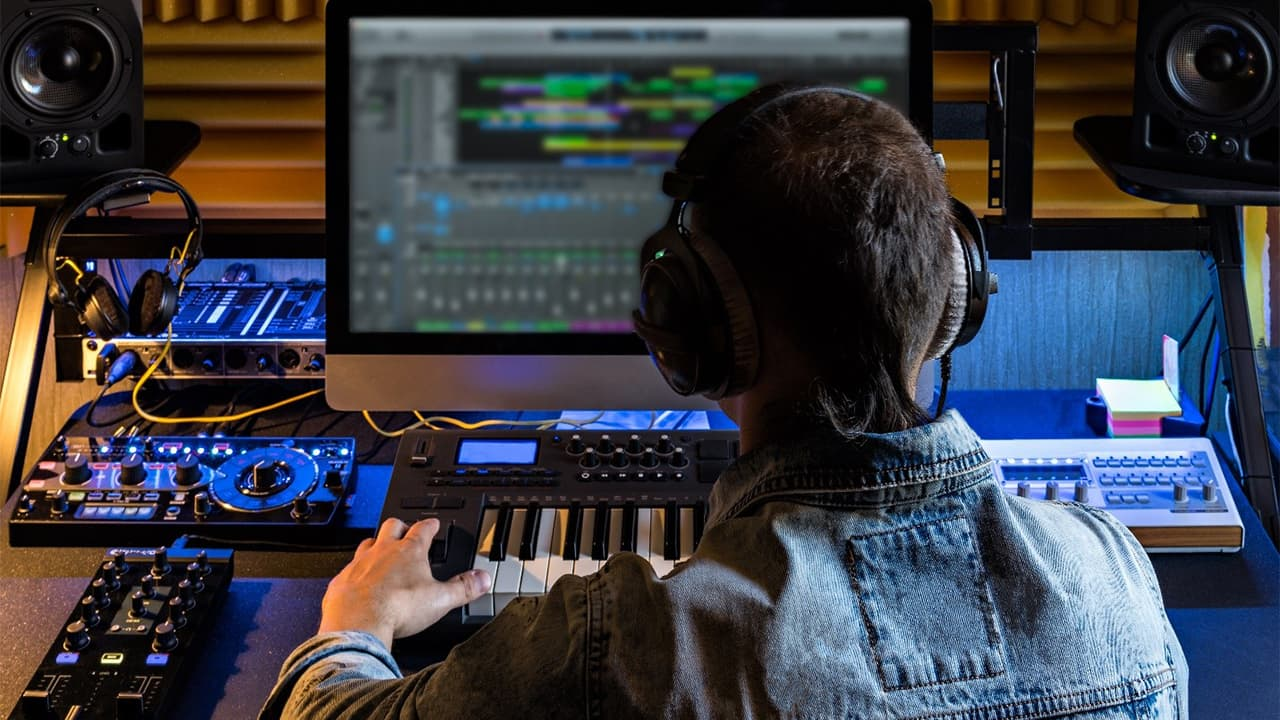 making music: the 6 stages of music production | waves